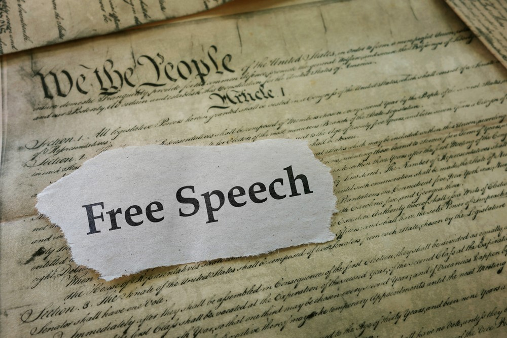 Constitution Free Speech